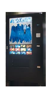 Ijsautomaat Product