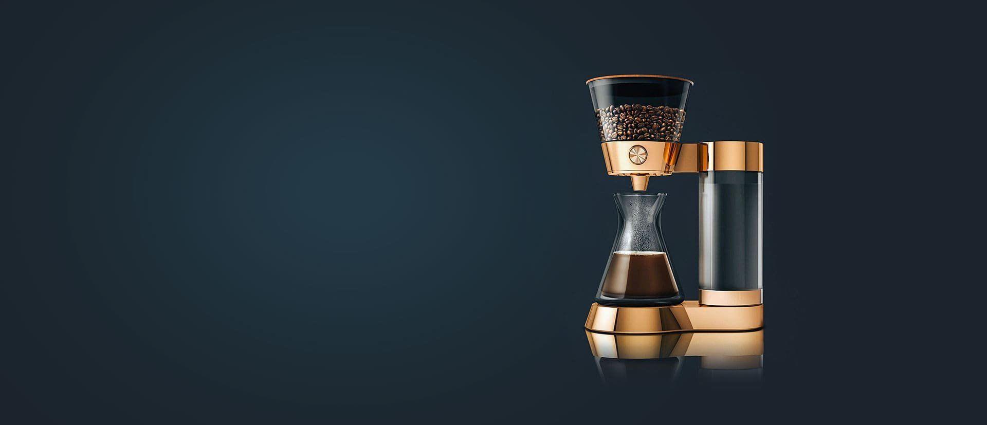 Koffie Slide