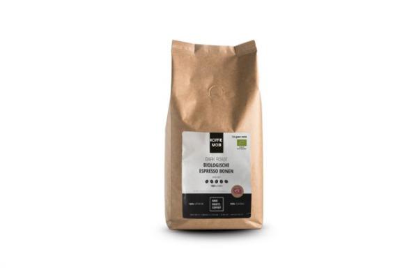 Biologishe espresso bonen