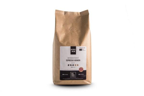 Medium roast Espresso bonen1