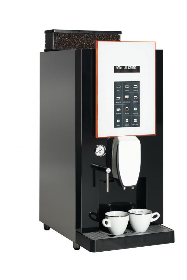 Koffie machine and cups