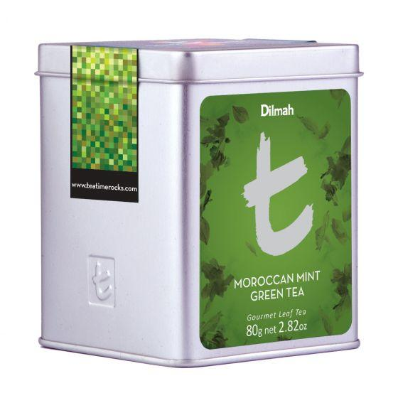 Dilmah Moroccan Mint Green Tea