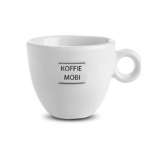 Koofie.Mobi Koffie Cup