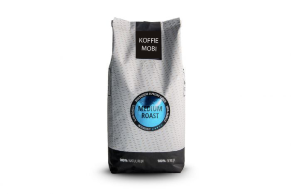 Medium Roast - Koffie.mobi