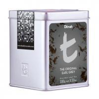 Original Earl Grey Tea, Dilmah Blik t-series